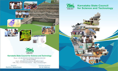 karnataka state council for science and technology